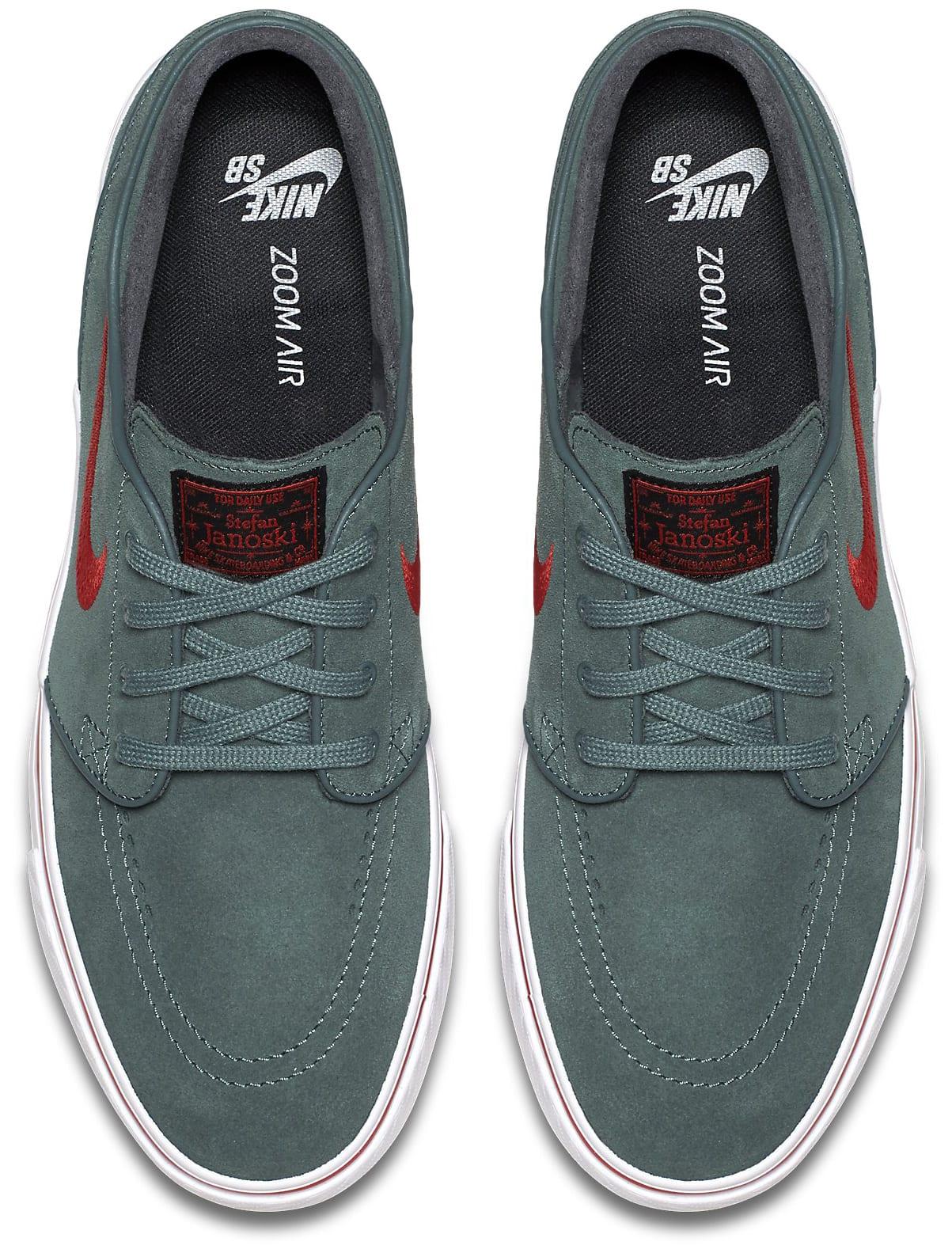 75c003cf58ac Nike Zoom Stefan Janoski Skate Shoes - thumbnail 4