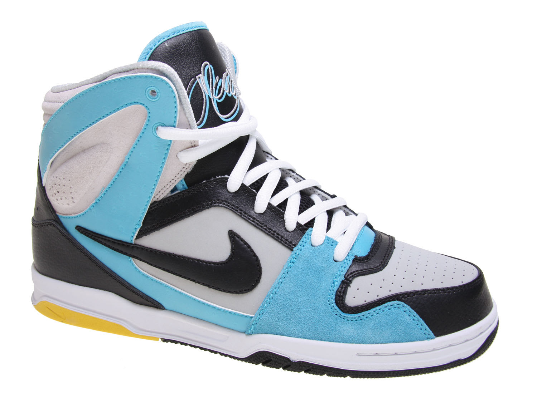 61a8ef0d1e78c Nike Air Zoom Oncore Hi Skate Shoes - thumbnail 1