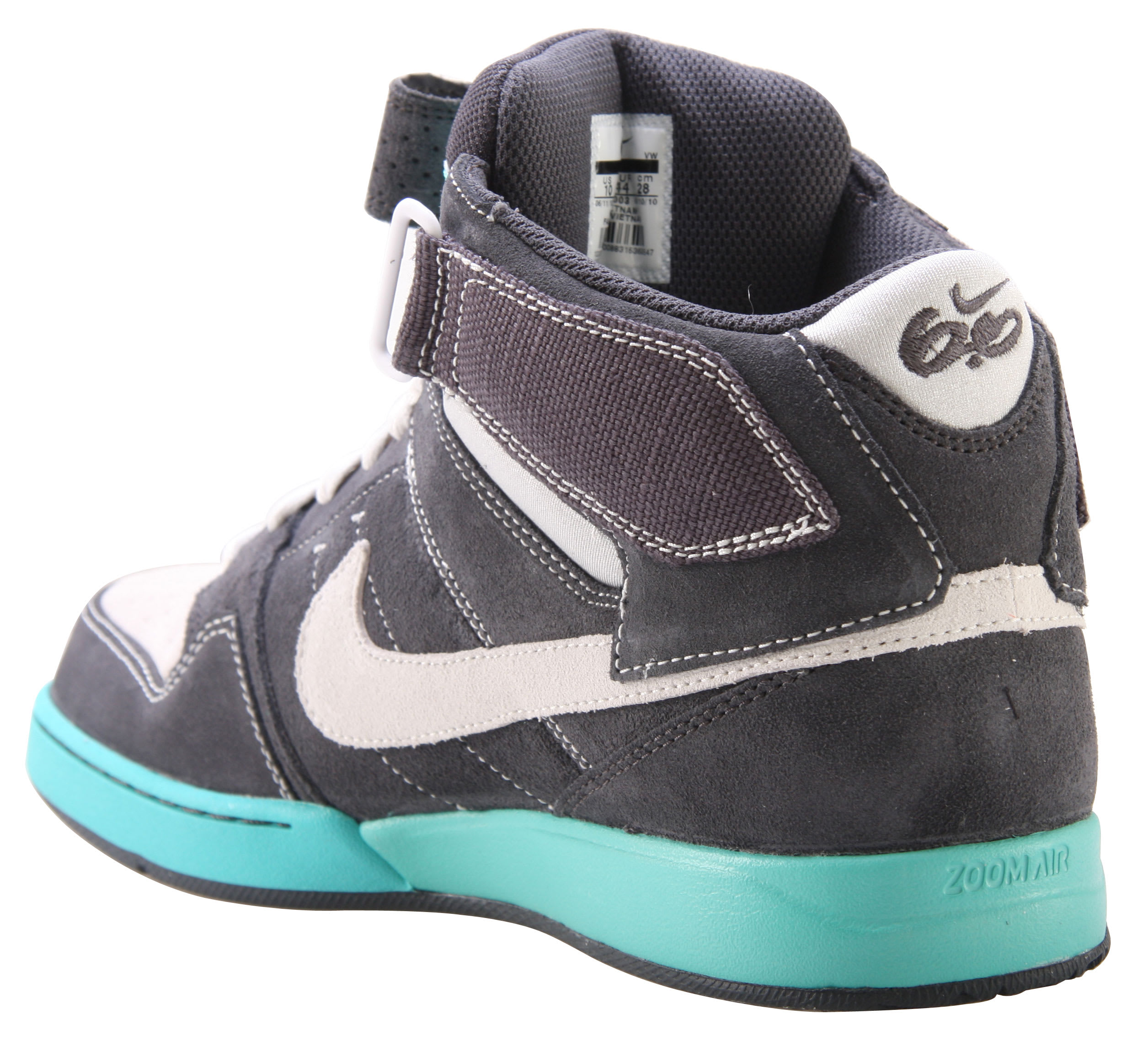 low priced 1f734 7075c Nike Zoom Mogan Mid 2 Skate Shoes