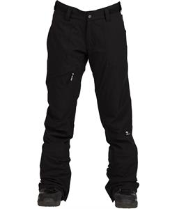 Nikita White Pine Stretch Snowboard Pants