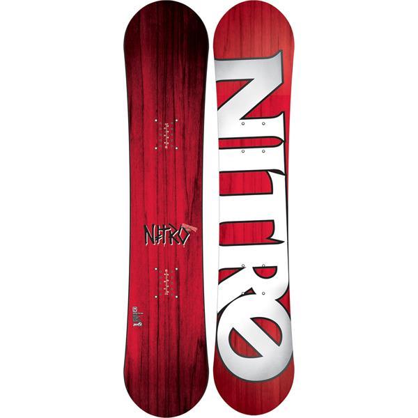 1e0f23ff1067 Nitro Ripper Wide Snowboard - Kids