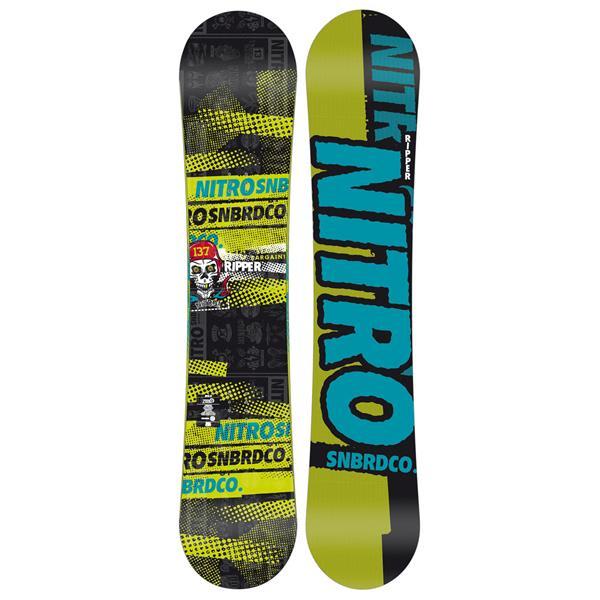 Nitro Ripper Snowboard 137 U.S.A. & Canada