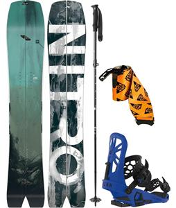Nitro Squash Splitboard Package