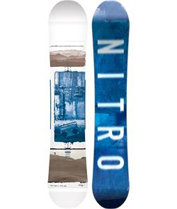 Nitro Team Exposure Gullwing Blem Snowboard