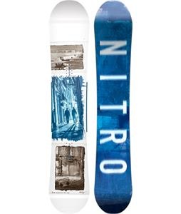 Nitro Team Exposure Gullwing Wide Blem Snowboard