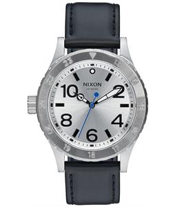 Nixon 38-20 Leather Watch
