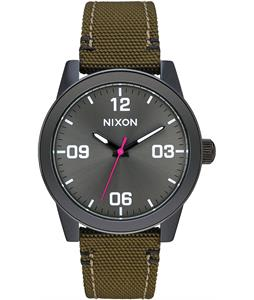 Nixon G.I. Nylon Watch