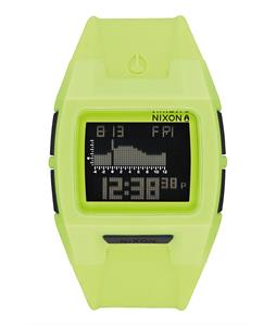 Nixon Lowdown Silicone Watch