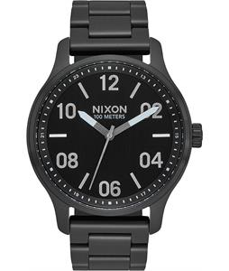 Nixon Patrol Watch