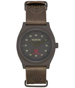 Nixon Time Teller LTD Watch