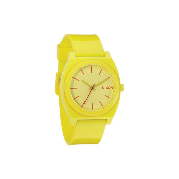 Nixon Time Teller P Watch Yellow U.S.A. & Canada