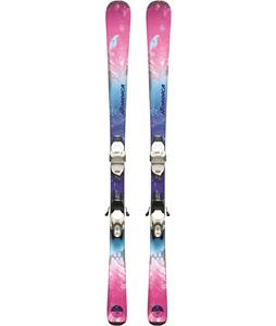 Nordica Astral 74 CA FDT Skis w/ TP2 Compact 10 FDT Bindings