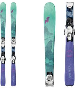 Nordica Astral 78 CA Skis w/ TP2 Compact 10 Bindings