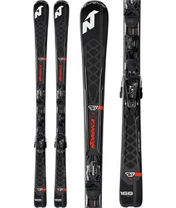 Nordica GT 75 Evo Skis w/ ADV P.R. Evo Bindings