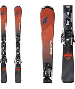 Nordica Navigator Team Skis w/ Jr 4.5 Bindings