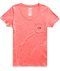 The North Face Gradient Dreams Tri-Blend Pocket T-Shirt