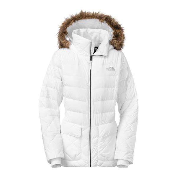 e202fa7431 The North Face Nitchie Insulated Parka Ski Jacket - Womens