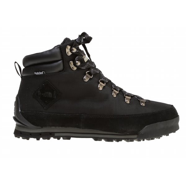 The North Face Back To Berkeley Boots Black / Graphite U.S.A. & Canada