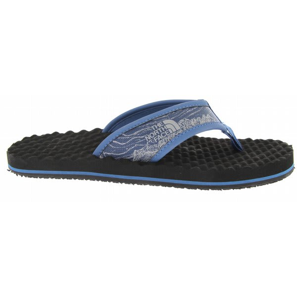 The North Face Base Camp Sandals Blue / Grey U.S.A. & Canada