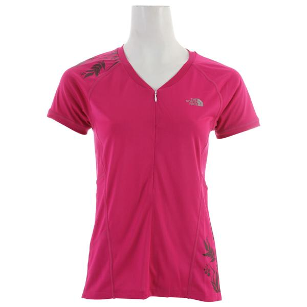 The North Face Buchana Jersey Fuschia Pink U.S.A. & Canada