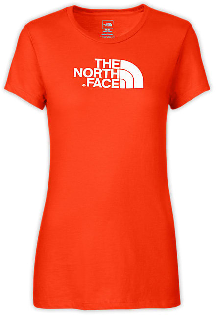 On Sale The North Face Half Dome T Shirt Womens Up To 55