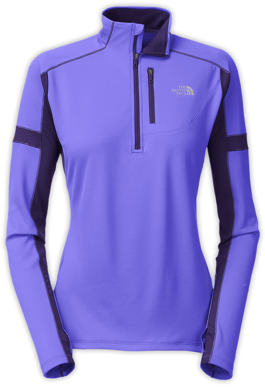 The North Face Impulse Active 1/4 Zip Shirt - Womens