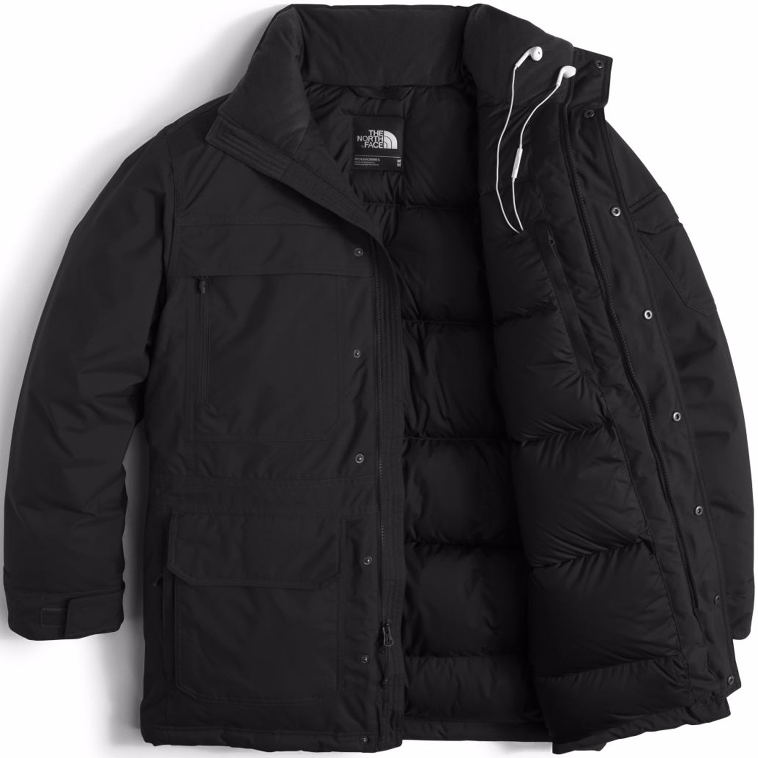Black North Face Jacket Womens