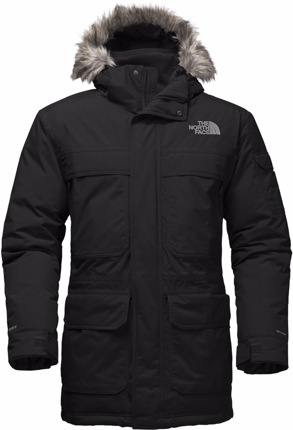 The North Face McMurdo Parka III Jacket 2018