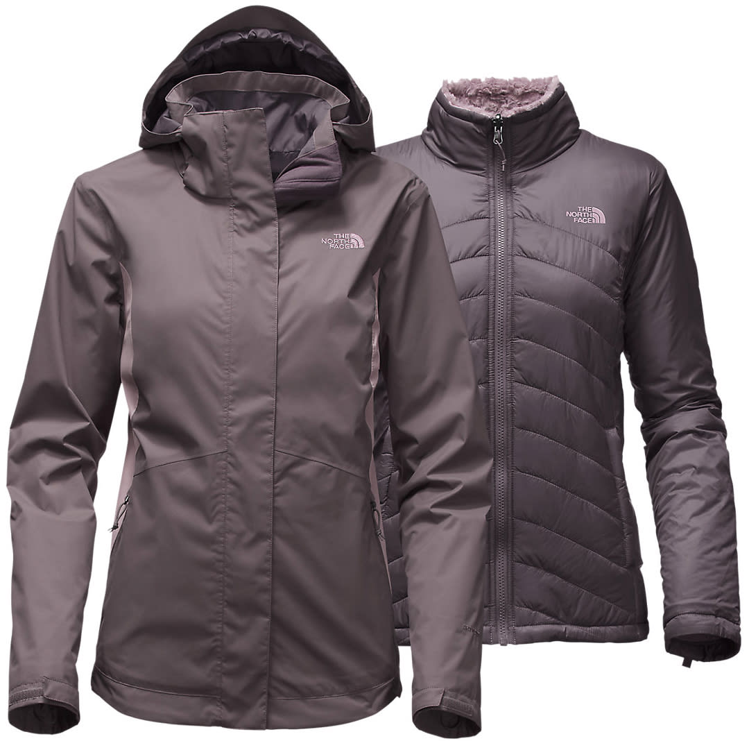 The North Face Mossbud Swirl Triclimate Ski Jacket Womens