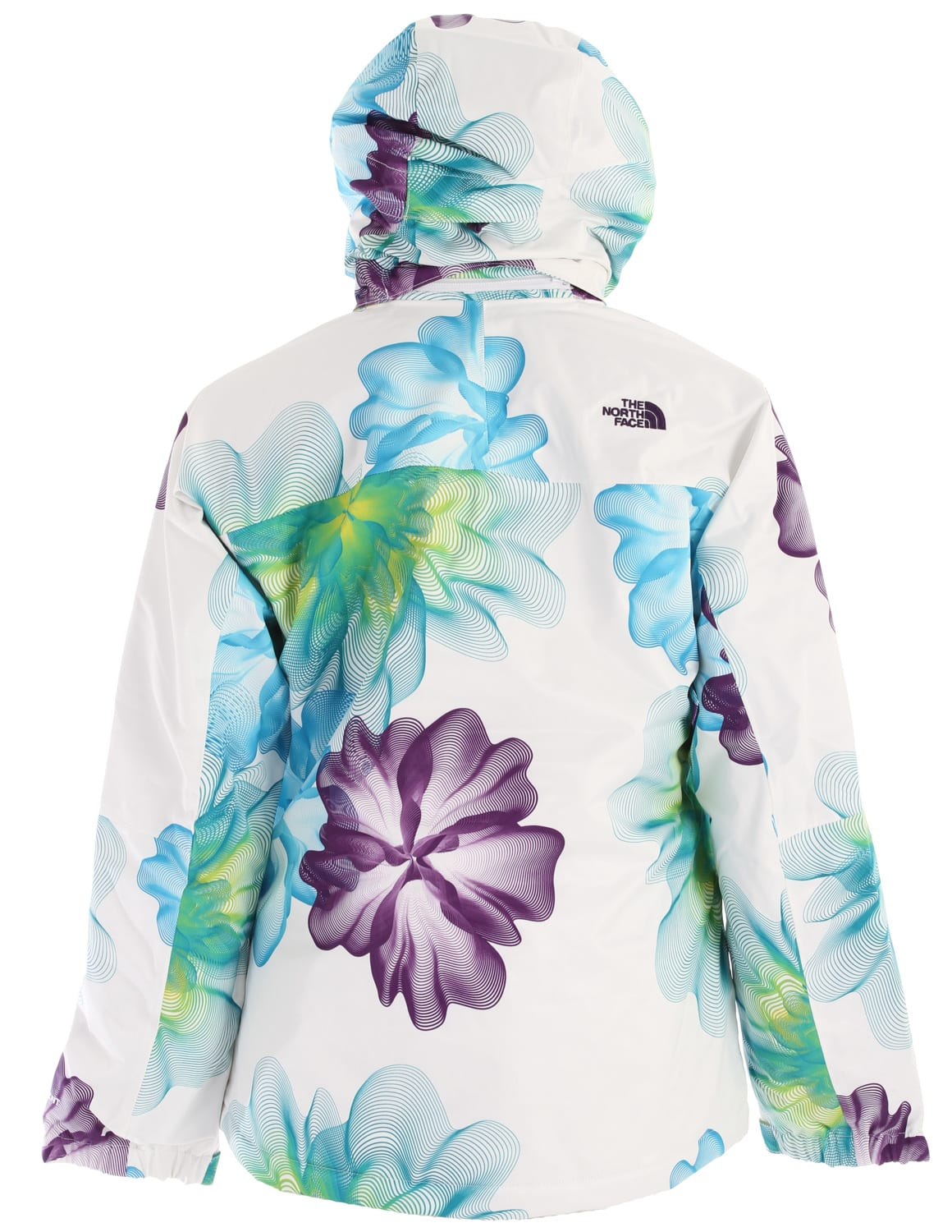3516271475 The North Face Snow Cougar Print Ski Jacket - thumbnail 2