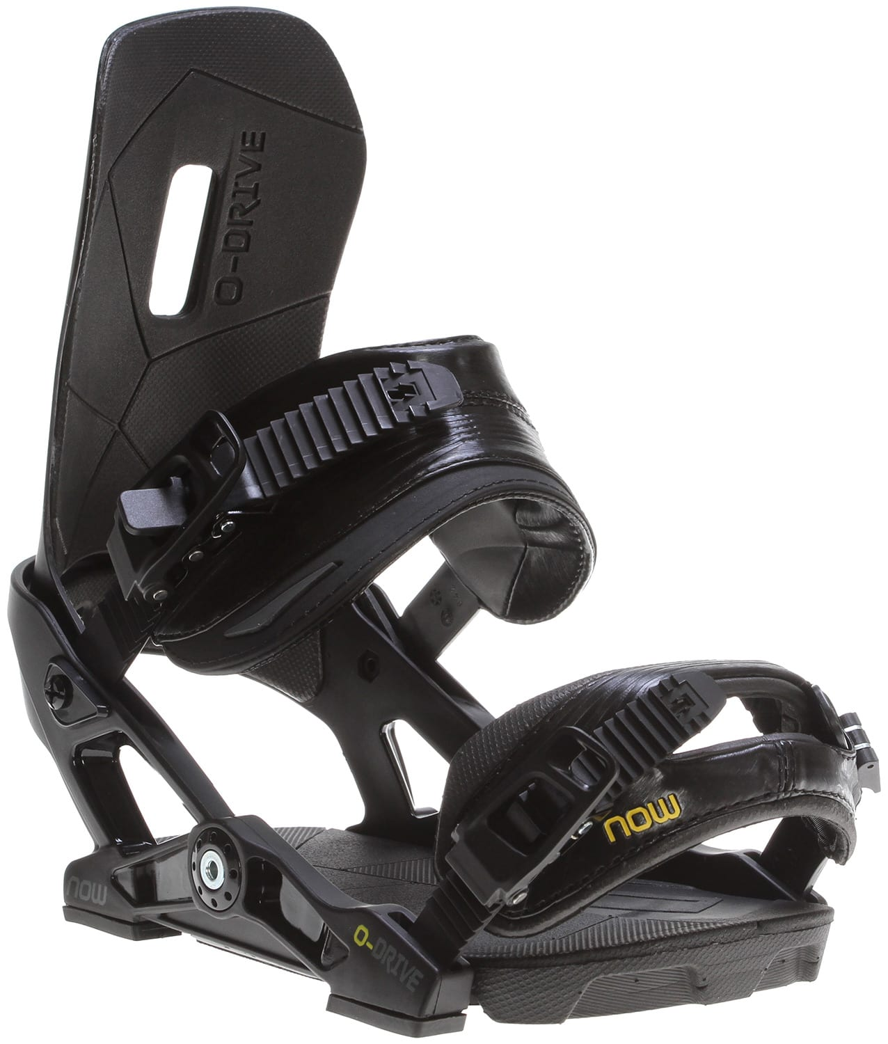 Now Overdrive Snowboard Bindings