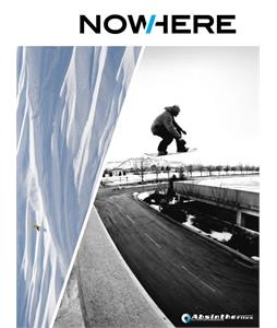 Nowhere (Absinth) Snowboard DVD