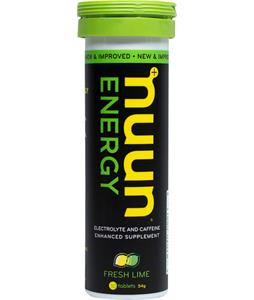Nuun Energy Hydration Tablets Fresh Lime