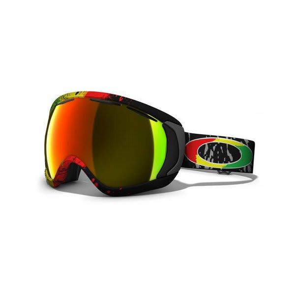 Oakley Canopy Goggles U.S.A. & Canada