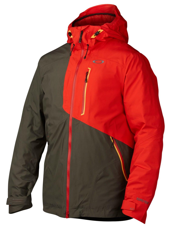 67107edbda Oakley Crescent Gore-Tex Snowboard Jacket - thumbnail 1