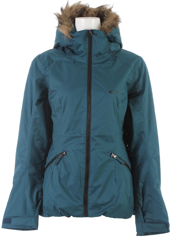 Oakley Foxglove Snowboard Jacket Womens