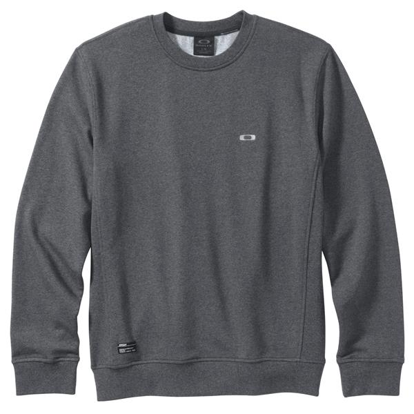 Oakley Pennycross 2 0 Crew Sweatshirt Jet Black U.S.A. & Canada
