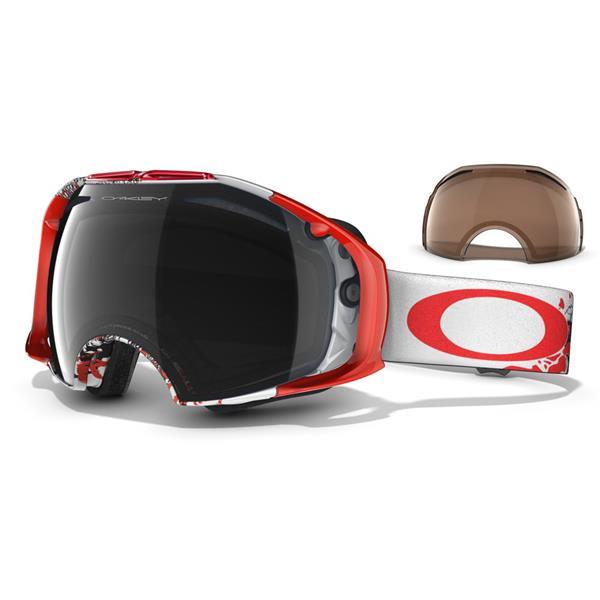 Oakley Seth Morrison Airbrake Goggles U.S.A. & Canada