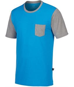 3b0bd6c1d6 Oakley 50 50 Solid Pocket T-Shirt ...
