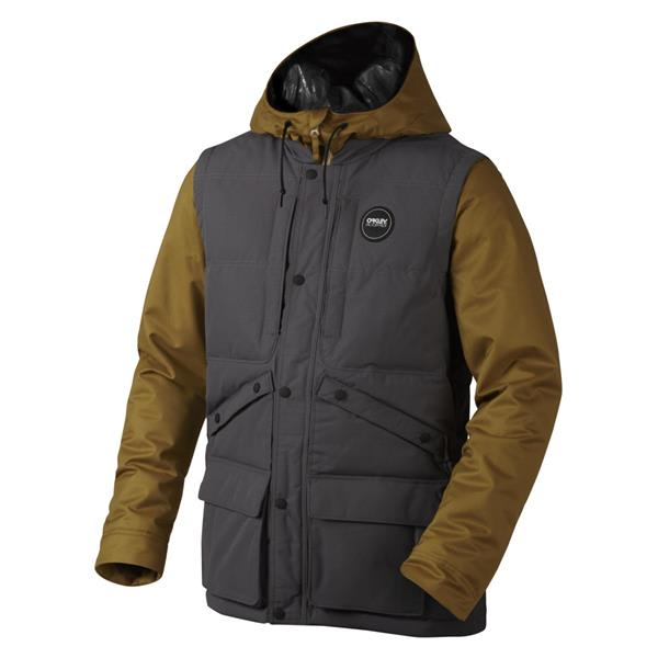 Oakley Black Forest BioZone Down Snowboard Jacket