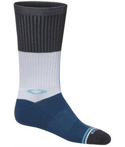 Oakley Block Heather Socks