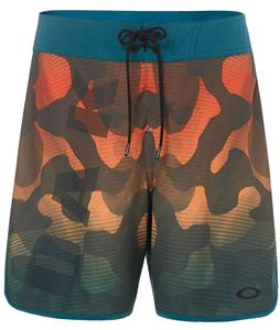 Oakley Bodhi Camo 19in Boardshorts