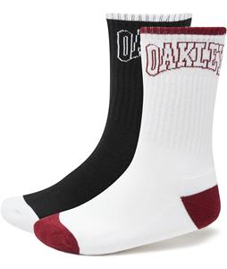 Oakley Bold 2 Pack Socks