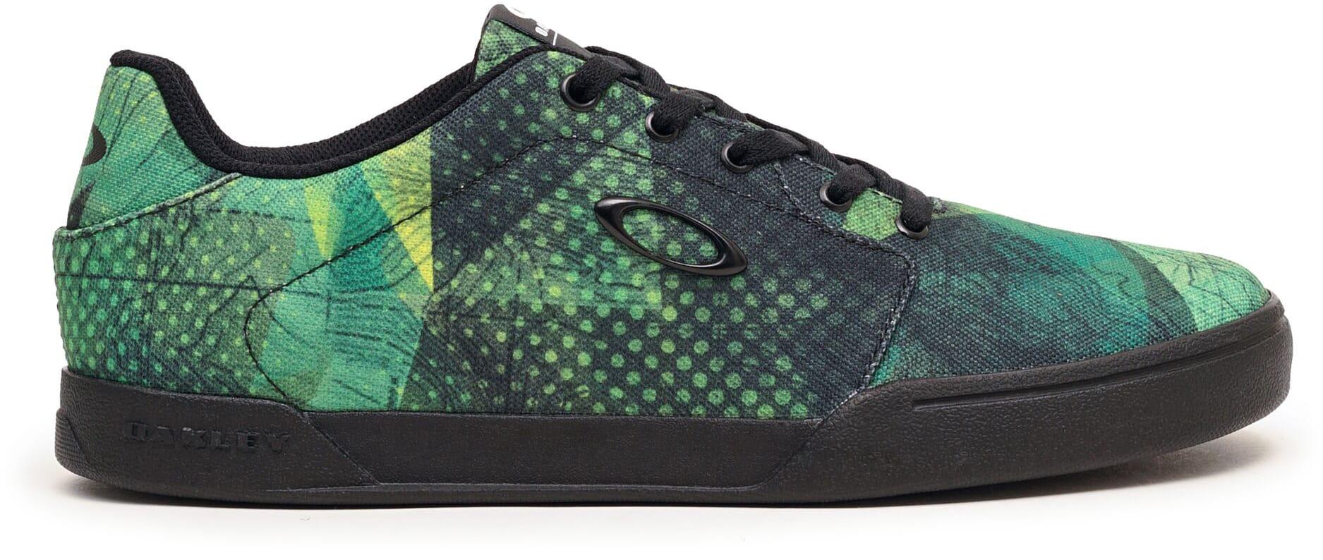 Oakley Canvas Flyer Sneaker Shoes