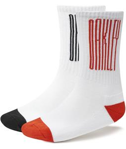 Oakley College 2 Pack Socks