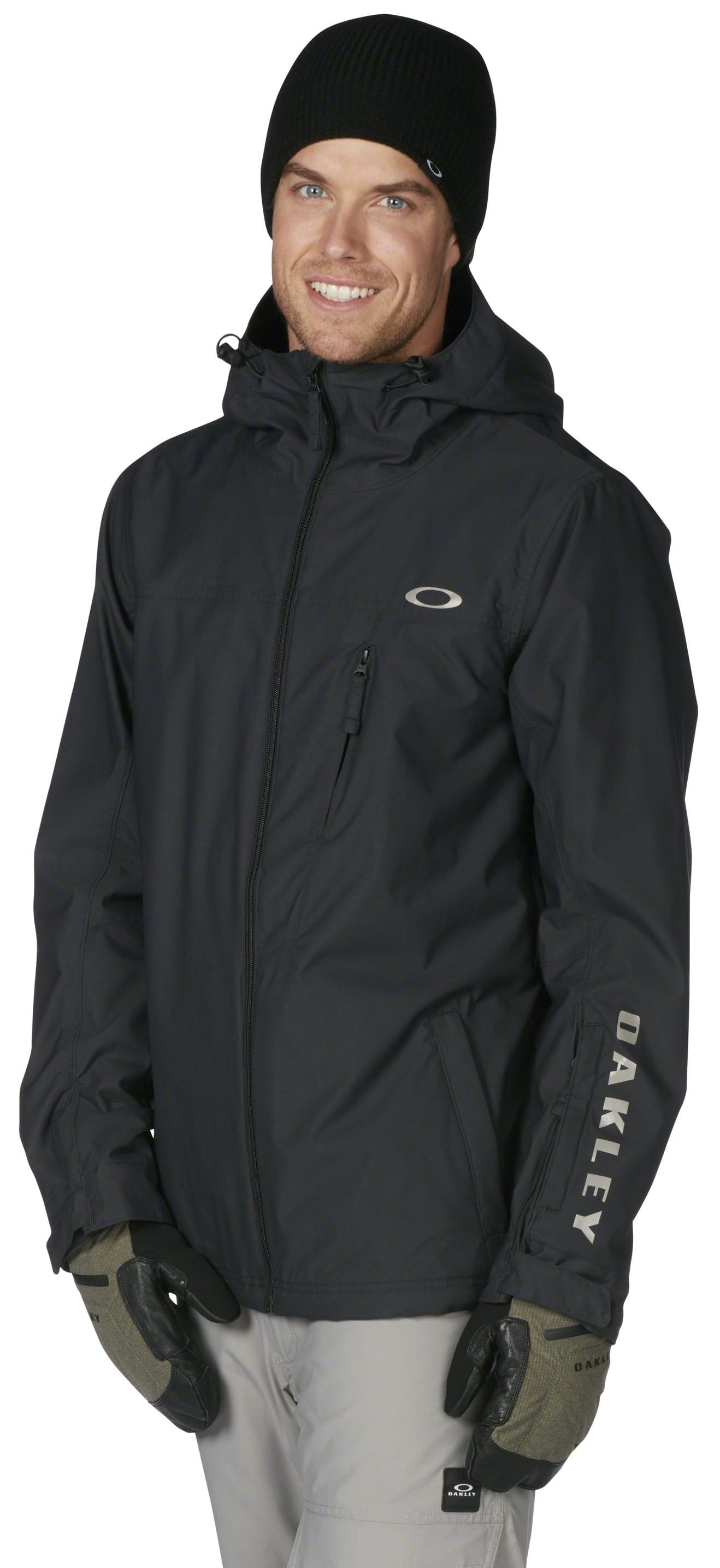 33c4472abb Oakley Crescent BioZone Shell Snowboard Jacket - thumbnail 2