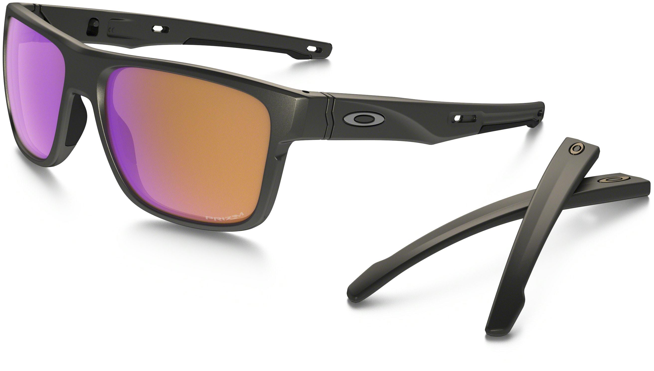 8d673b641b Oakley Crossrange Sunglasses - thumbnail 1