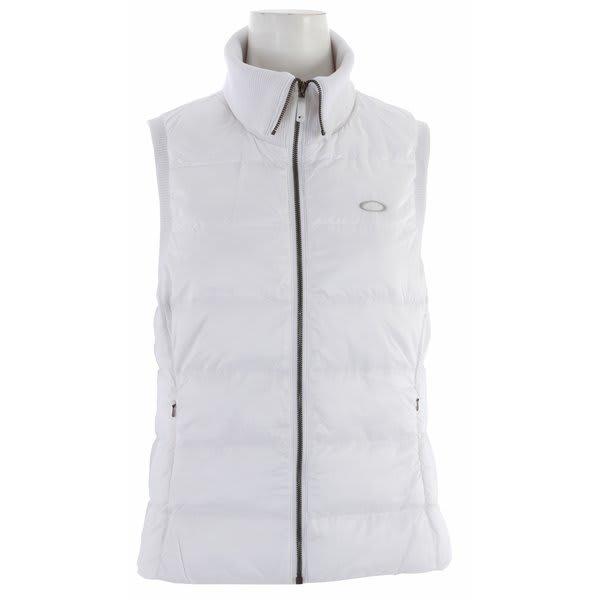 Oakley Day Dream Puffa Snow Vest White U.S.A. & Canada