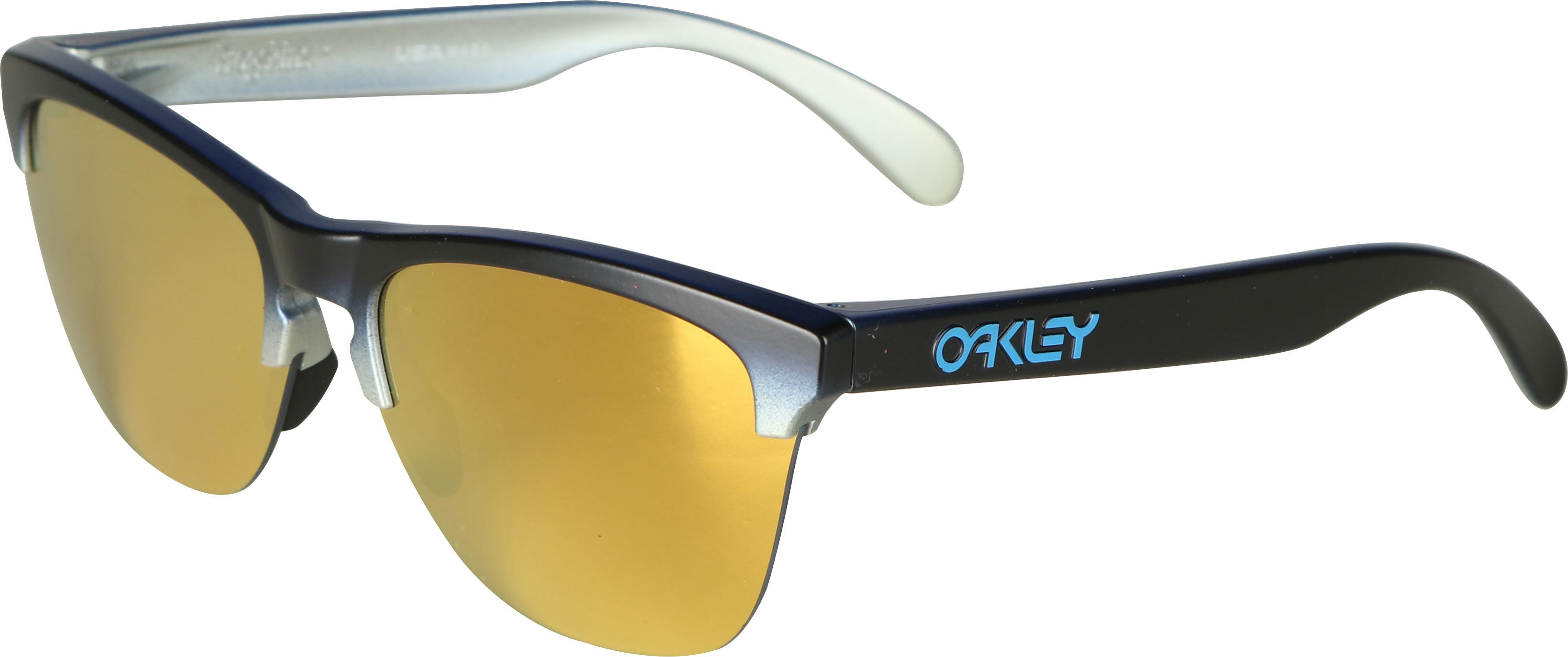 19ded29921 Oakley Frogskin Crystal Sunglasses
