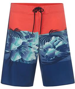 Oakley JBay Flower Block Seamless 21 Boardshorts